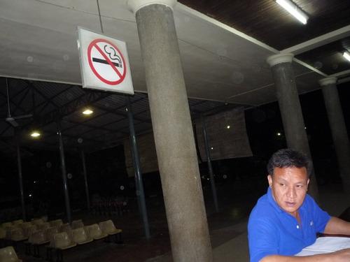 空港のタクシーティケット売り場